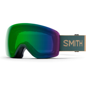 Smith Skyline Snow Goggles, spruce safari